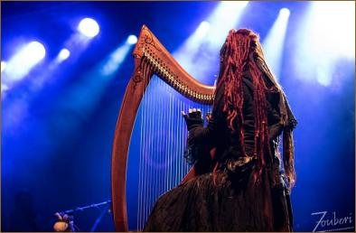 Jenny and the Harp.