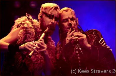 Guys and their flutes.