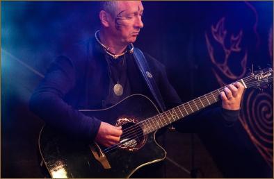 Joe, The Irish Guitar Hero